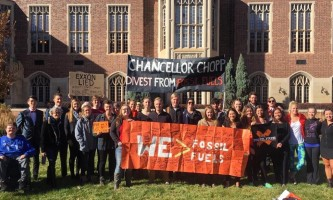 Letter to the Editor: An alumnus's thought on divestment