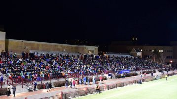 Photo courtesy of Denver Men's Soccer Facebook