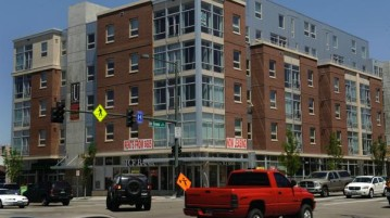 University Lofts is now open to 3rd and 4th year students as an off-campus apartment and a cheaper alternative to Denver housing.  Courtesy of The Denver Post.