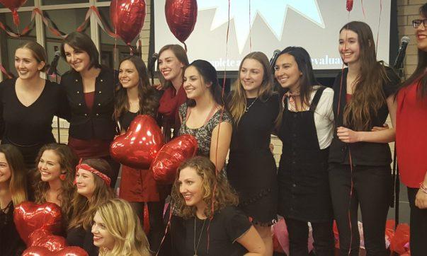 'Vagina Monologues' dazzles Valentine's crowds