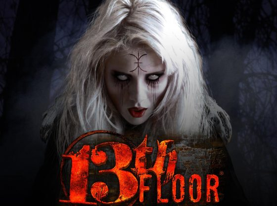 13th Floor Haunted House is a Denver