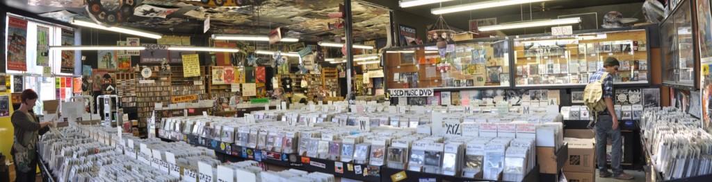 Wax Trax Records. Photo courtesy of Westword