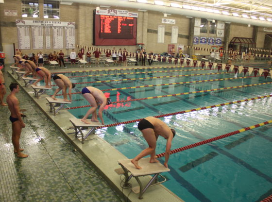 Swim And Dive Undefeated As They Swim Past Air Force Du Clarion