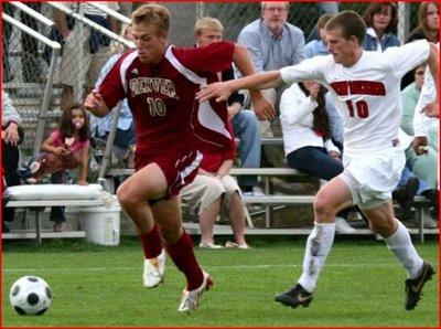 DU Mens Soccer
