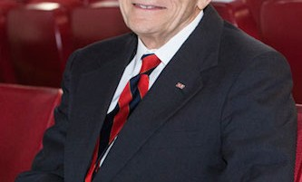 On May 7, Daniel Ritchie will be bestowed with the Ellis Island Medal of Honor. Photo Courtesy of DU Magazine.