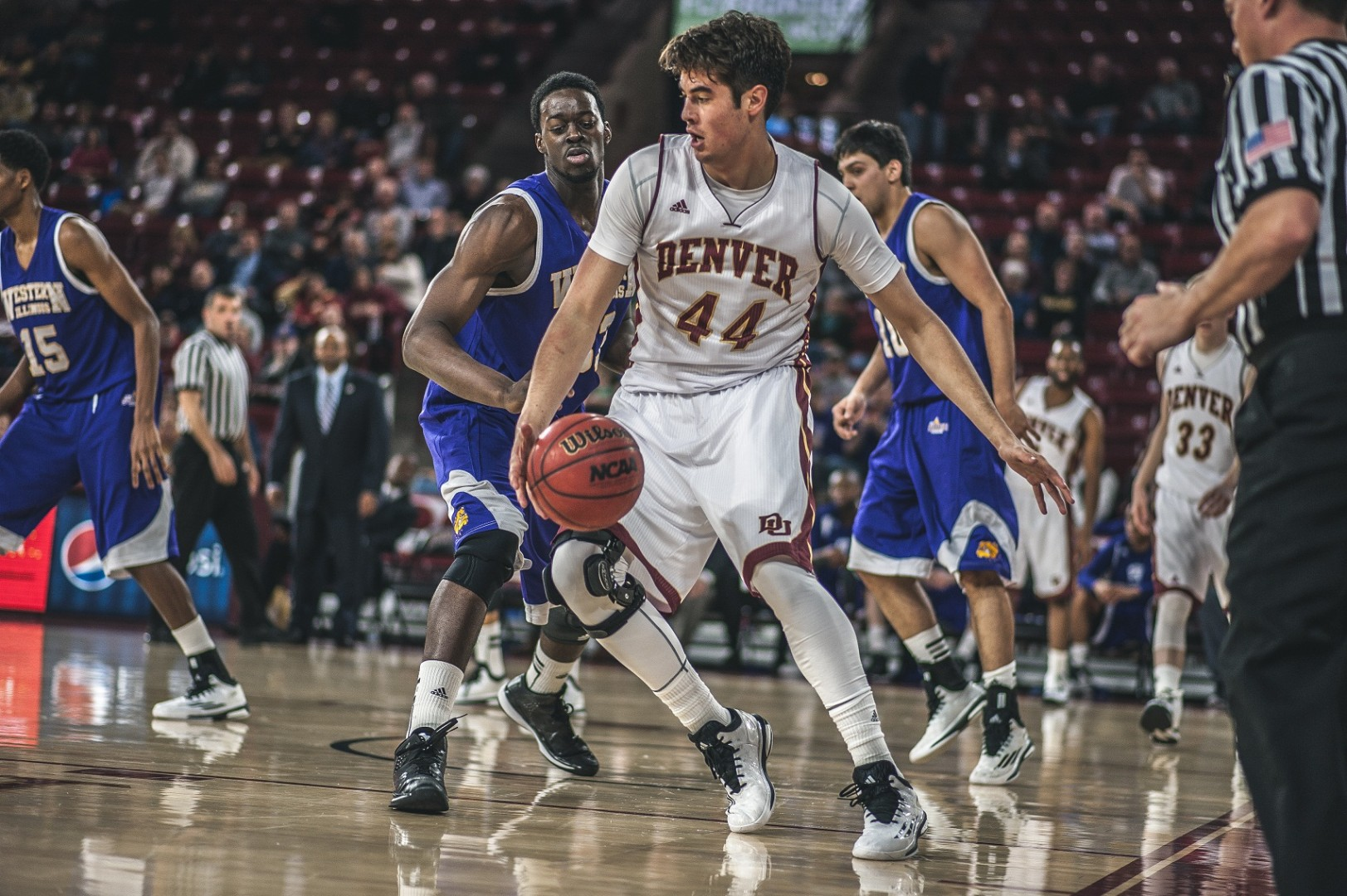 Men's basketball continues skid in Summit League ...