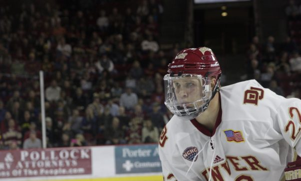 DU hockey Frozen Faceoff bound after CC sweep