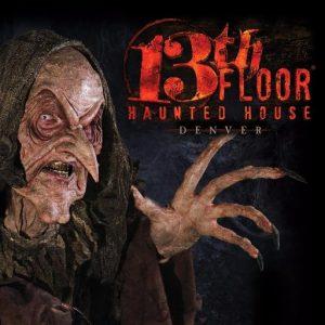 Must-visit haunted houses in Denver
