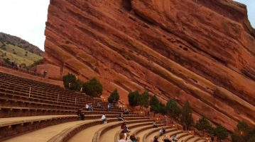 Red Rocks is one of the many fun places to visit in the Mile High City. Jillian Queri | Clarion