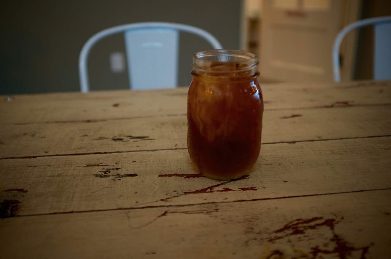 Cold brew coffee at Black Eye. Justin Cygan | Clarion