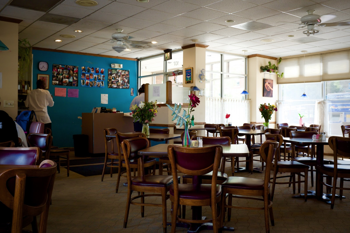The homely interior of the Welton Street Cafe. Justin Cygan | Clarion
