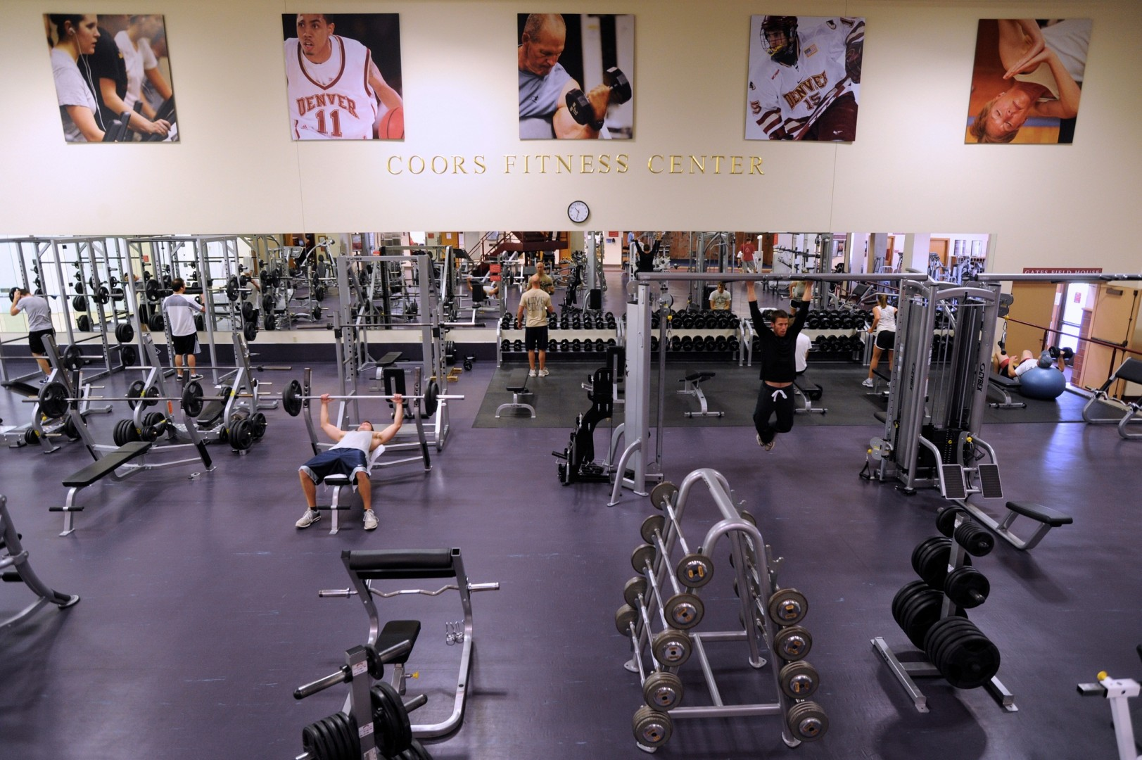 coors-fitness-center