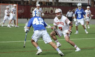 DU men's lacrosse throttles Duke, remains No. 1