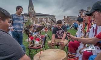 2017 Pow Wow introduces Native American culture