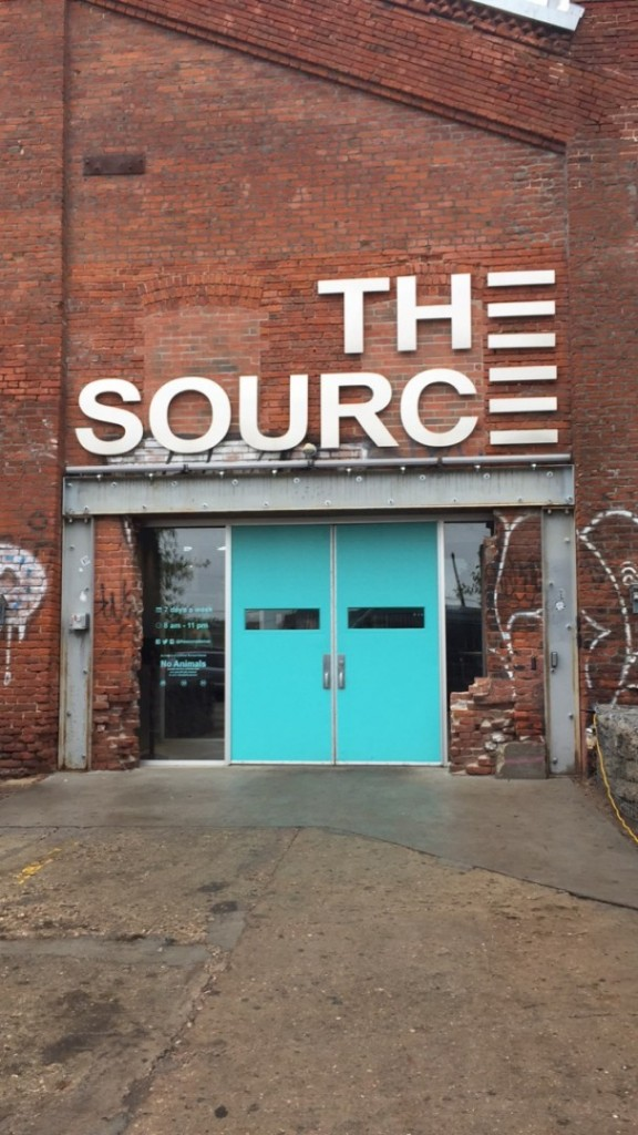 The Source is a marketplace with food and drink options as well as art. Kate Rogers | Clarion