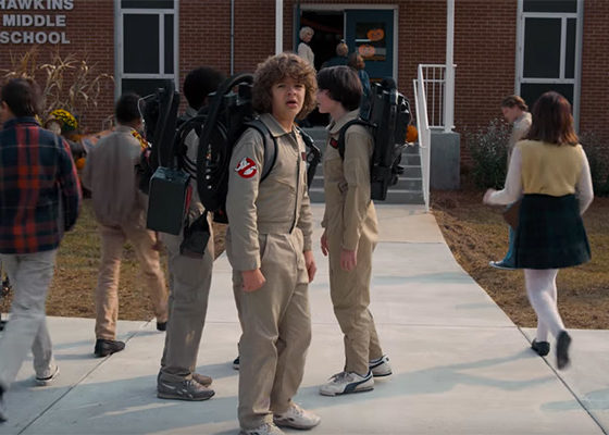 MCM Comic Con Releases A New Clip From 'Stranger Things' Season 2