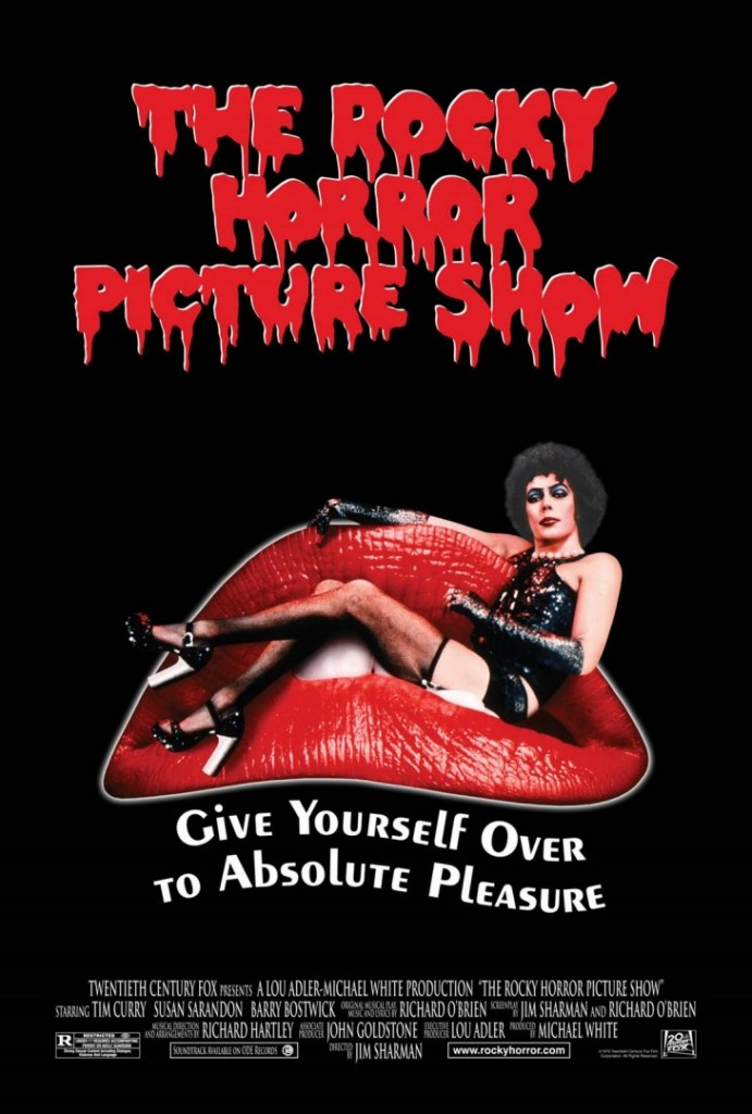 """Rocky Horror"" is showing this weekend. Photo courtesy of loftcinema.com"